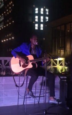 Lantern Night - Benjamin Atawoneka - 21st Feb 2020