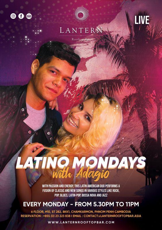 Lantern Latino Mondays with Adagio