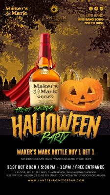 Freaky Halloween Party - Saturday 31st October