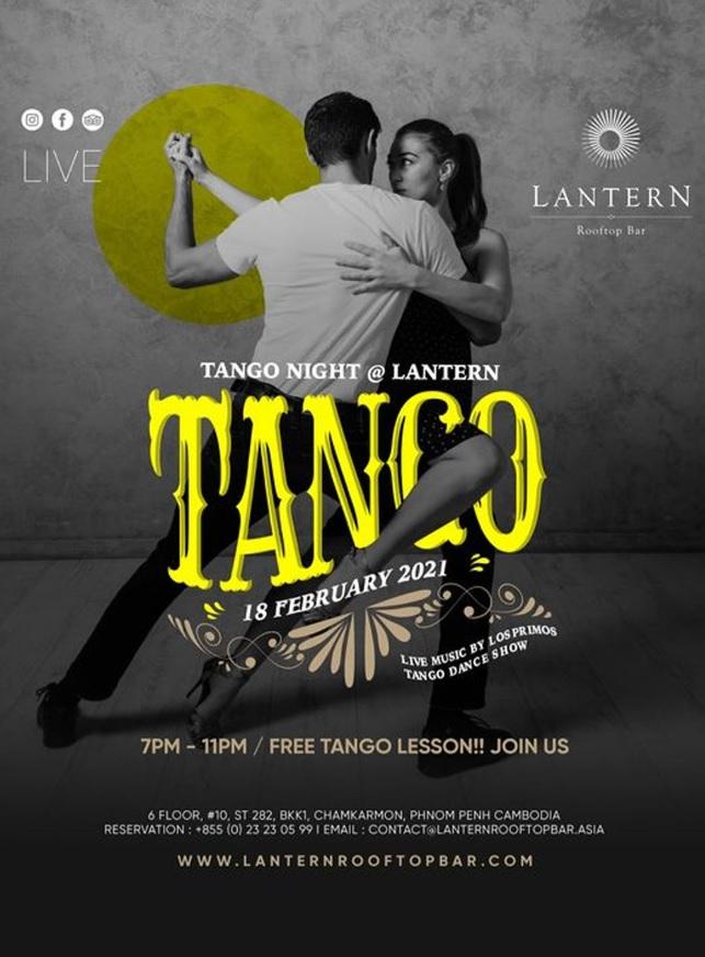 TANGO LANTERN ROOFTOP BAR