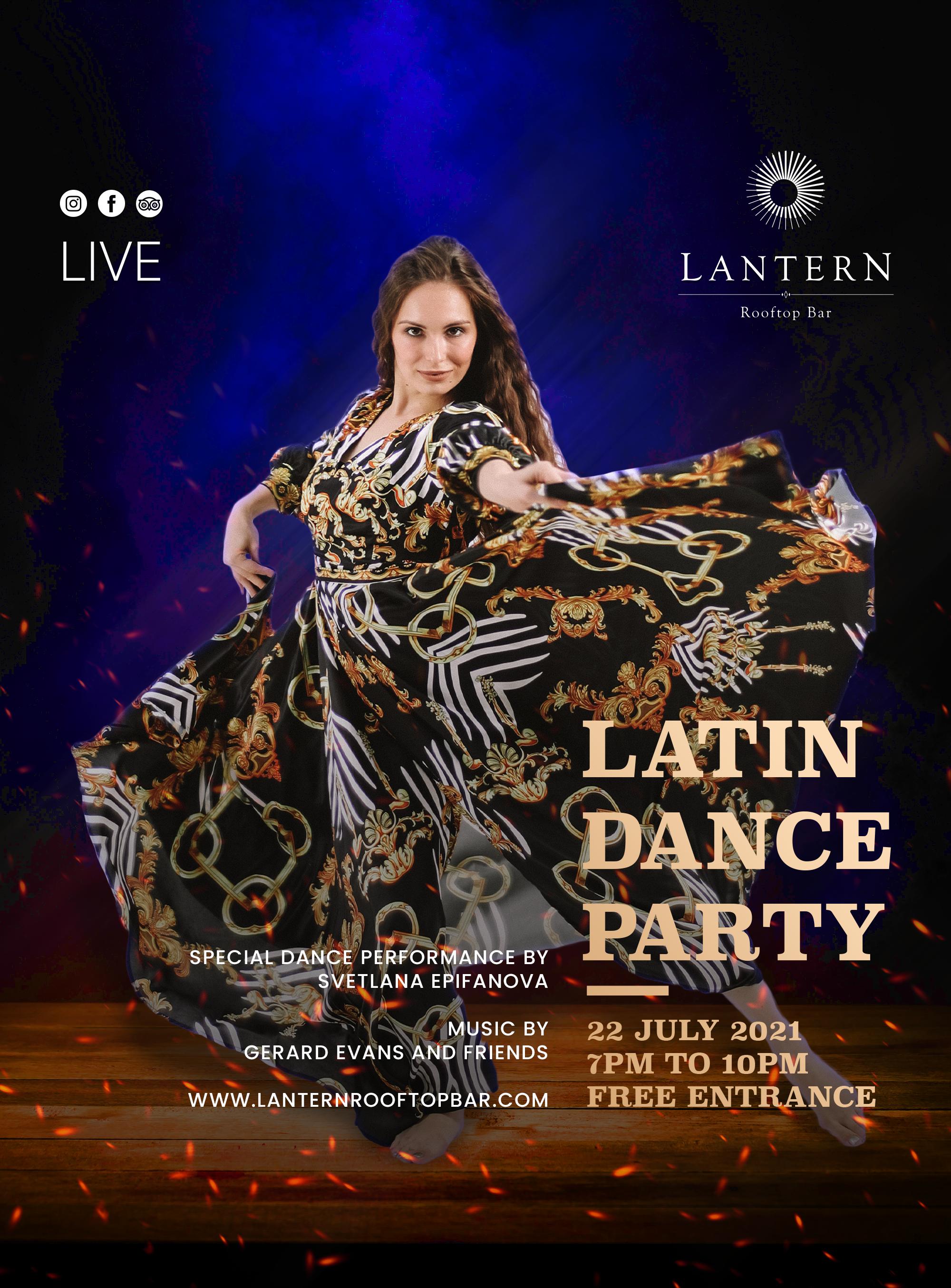 Lantern Latino Dance Party