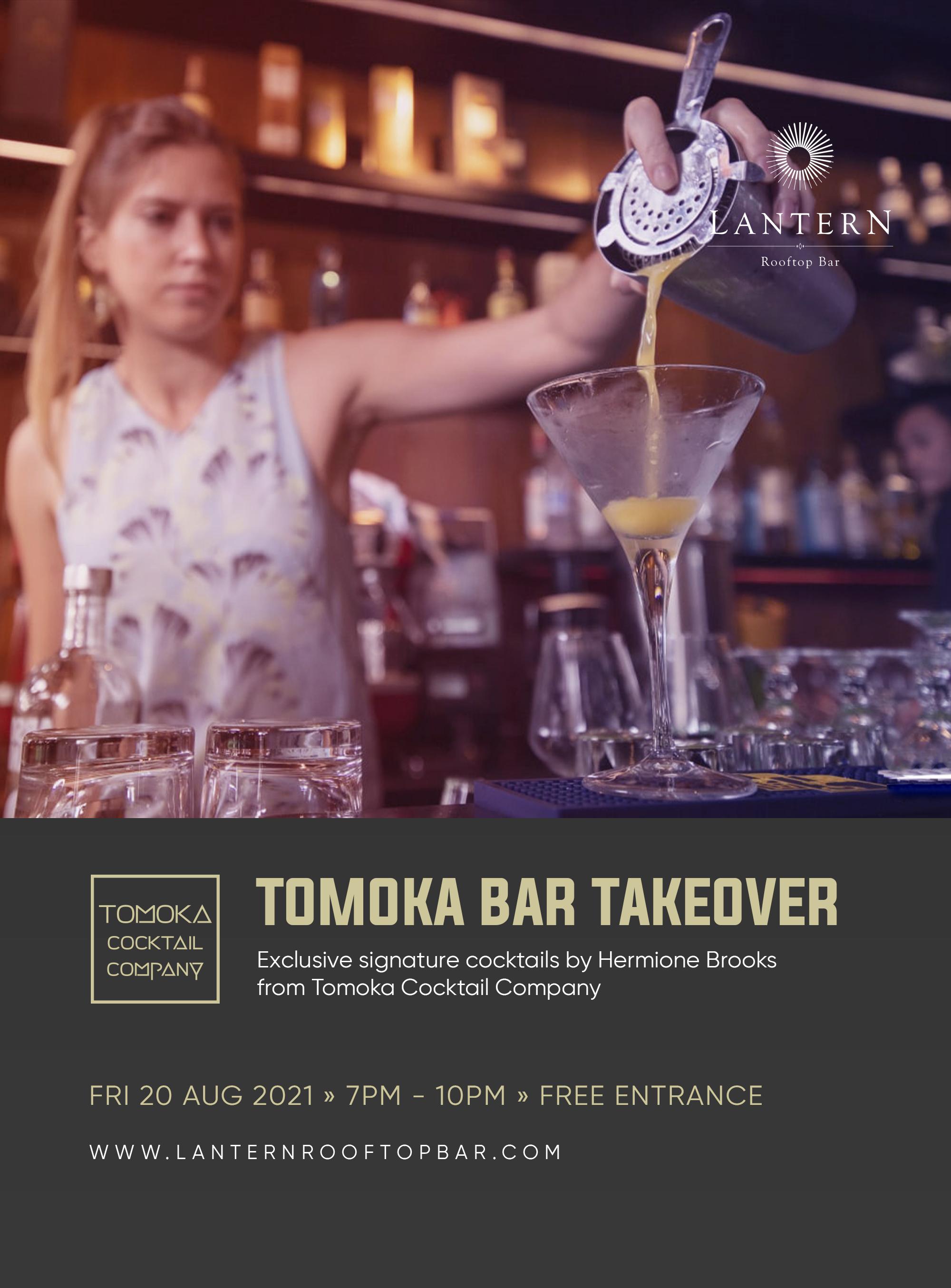 Tomoka Bar Takeover