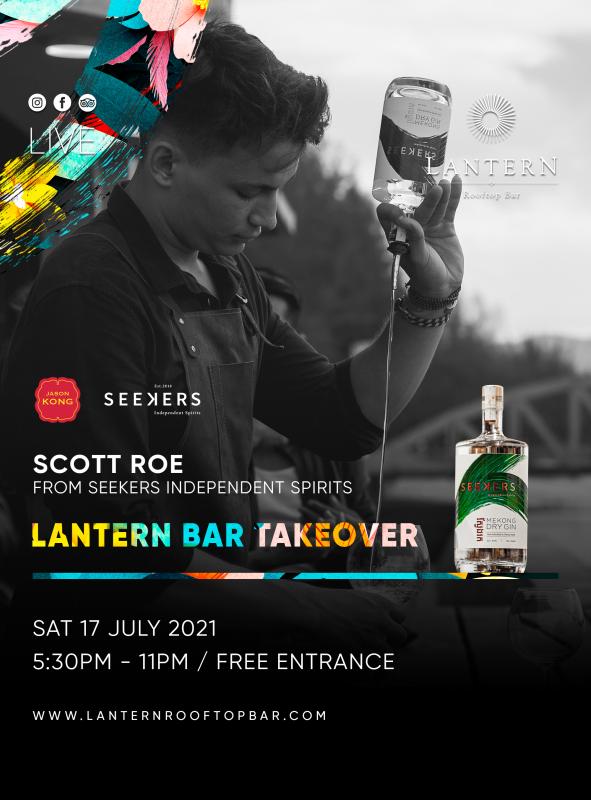 Lantern Bar Takeover